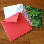 Fabriquer une enveloppe personnalisée pour y mettre sa carte de fête des mères