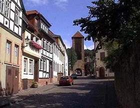 tour gelnhausen germany barbarosastadt - Norton Safe Search