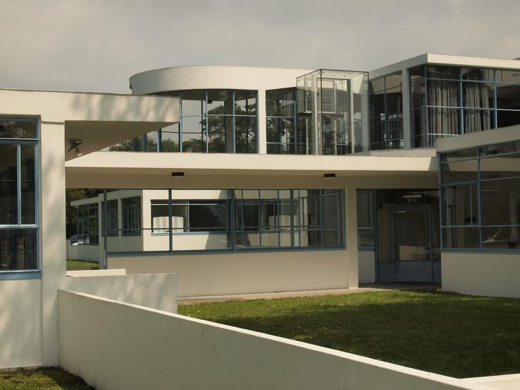 Sanatorium Zonnestraal, Hilversum, the Netherlands (1925), Jan Duiker