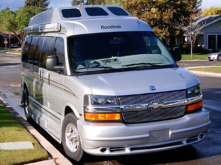 2004 Chevrolet Express G3500 LS Passenger Van Extended