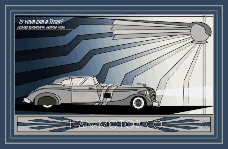 TITAN MOTOR CO. by The-Necromancer