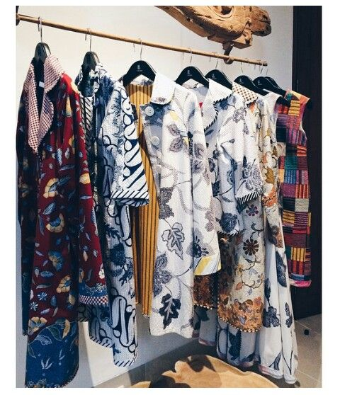 Edward Hutabarat for NW fashion week -- taken from andien ig