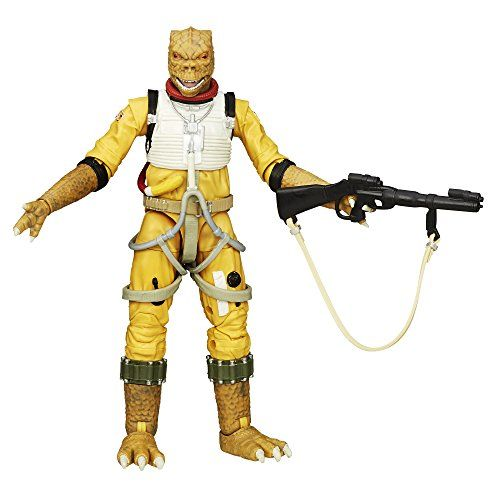 #StarWars, The Black Series, #Bossk 6″ Figure The MetaphysicalHouseandGarden.com |  http://themetaphysicalhouseandgarden.com/cool-awesome-star-wars-toys-kids/
