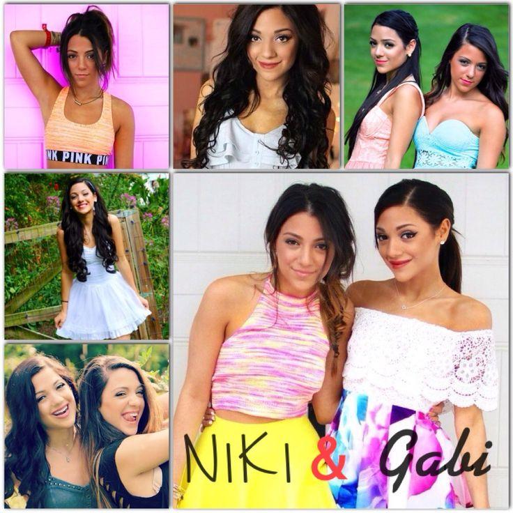 •niki & gabi: my fav youtubers• PLEASE TAG Niki and Gabi....just as I did! @nikidemarrrr @PinkPrincessGAB