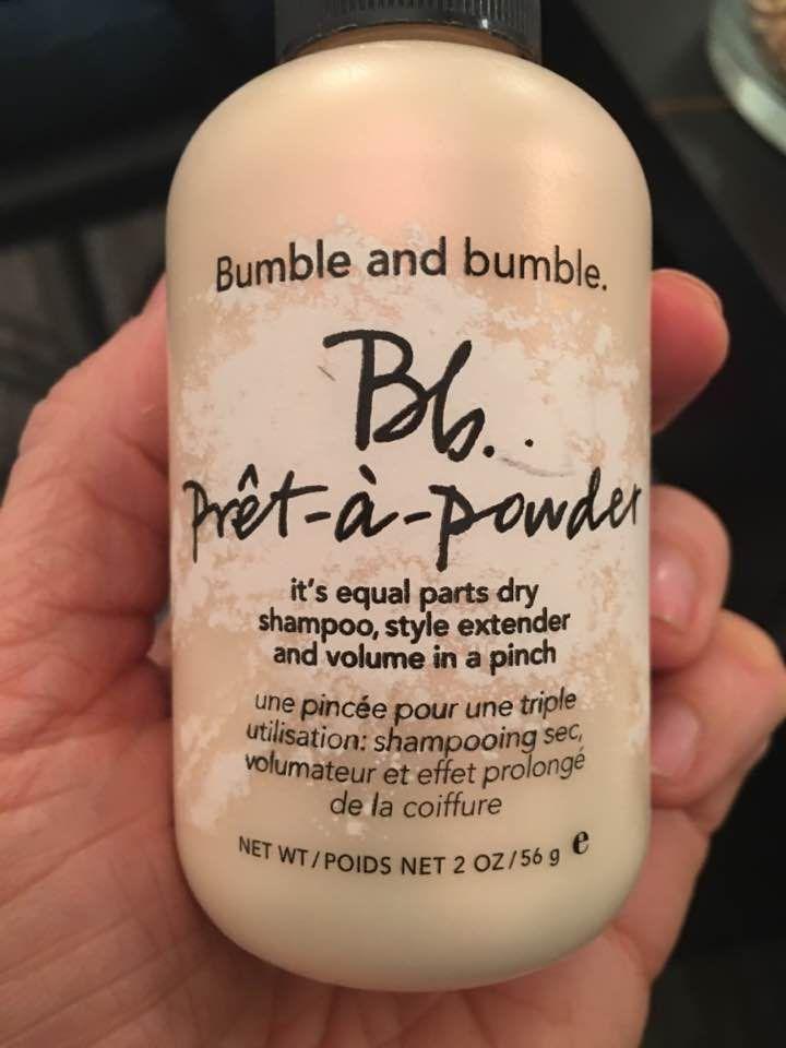 Сухой шампунь Bumble and bumble - самый лучший шампунь в мире: gollashkino