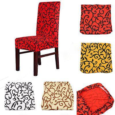 Pas cher Nouveau 2016 Paddy Stretch Court Amovible Salle À Manger Bureau Tabouret Chaise Couverture Housses, Acheter  Couvre-chaise de qualité directement des fournisseurs de Chine:                bonjour! bienvenue à notre magasin!design de mode, 100% Tout Neuf, de haute qualité!qualité est le
