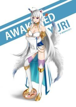 Awakened yuri by wolfie71