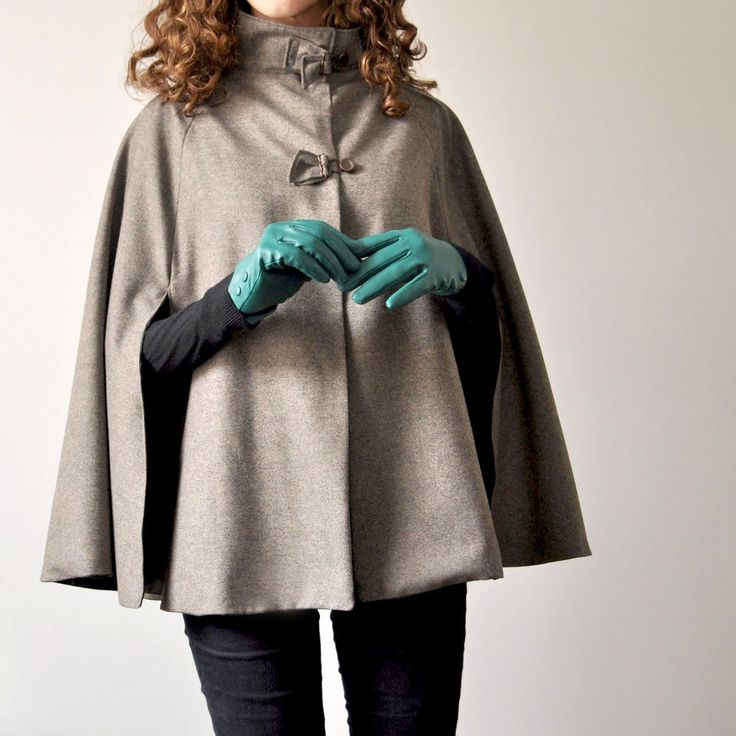 Patron de la Trendy [Cape]                                                                                                                                                                                 Plus