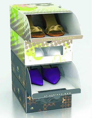 La próxima vez que compres zapatos para la familia no tires las cajas, hay muchas opciones para reciclarlas.     Las cajas de zapatos puede...