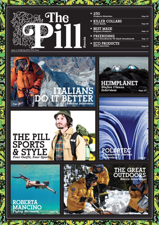The Pill Magazine 10