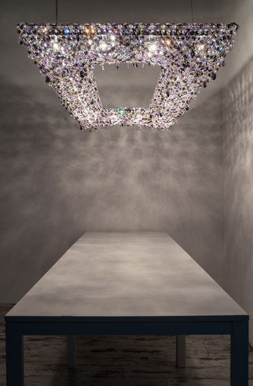 Koi by Manooi #crystalchandelier #lightingdesign #interior #chandelier #coollamps #luxury #Manooi