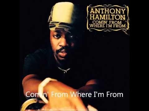 Anthony Hamilton - Charlene Lyrics