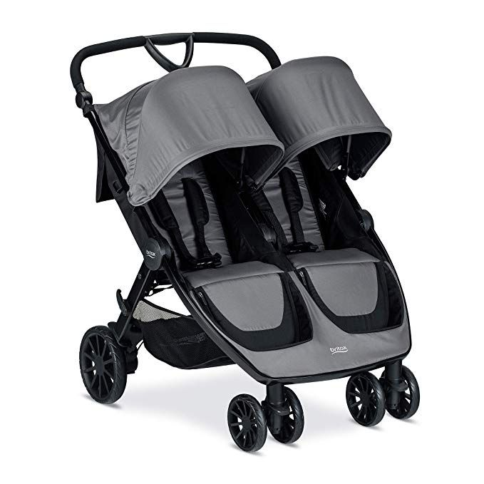 Amazon.com : Britax B-Lively Double Stroller - Up to 100 ...