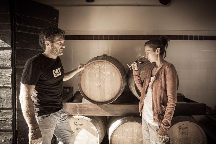 Pancole è un'azienda giovane del Valdarno Superiore in Toscana, nata con un obiettivo preciso: rispettare la terra e i suoi tempi.