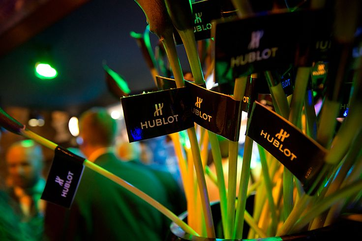 Hublot store opening party -Budapest,  2012