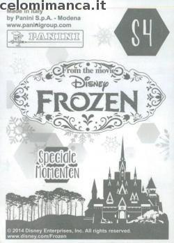 Frozen 2 - Momenti Magici: Retro Figurina n. S4