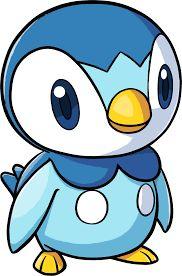 el pinguinito mas lindo de la historia de los pokemones