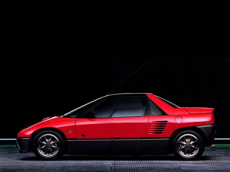 Mazda/Autozam AZ-1 et Suzuki Cara: kei car de sport | Boitier Rouge