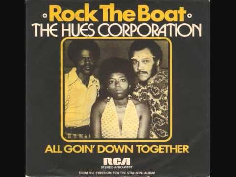 """The Hues Corporation - """"Rock The Boat"""" (1973)"""