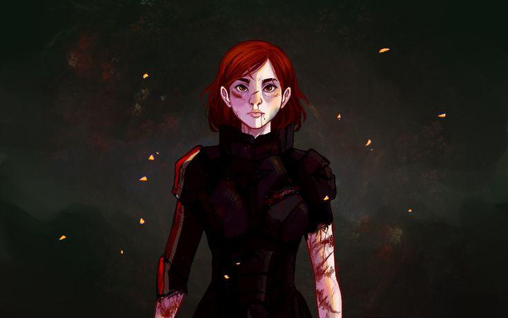 Female Shepard ♥