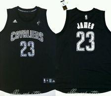 Cleveland Cavaliers #23 LeBron James Adidas Diamond Swingman Jersey