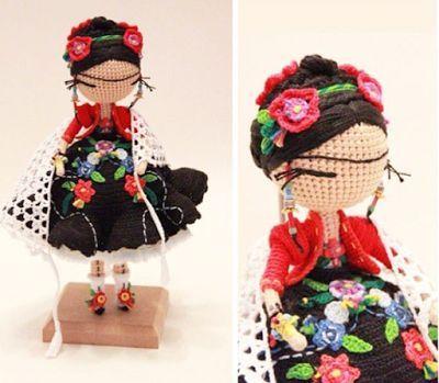 Crochet Dream Dolls - kukukolki