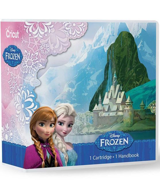 Frozen Cricut Cartridge