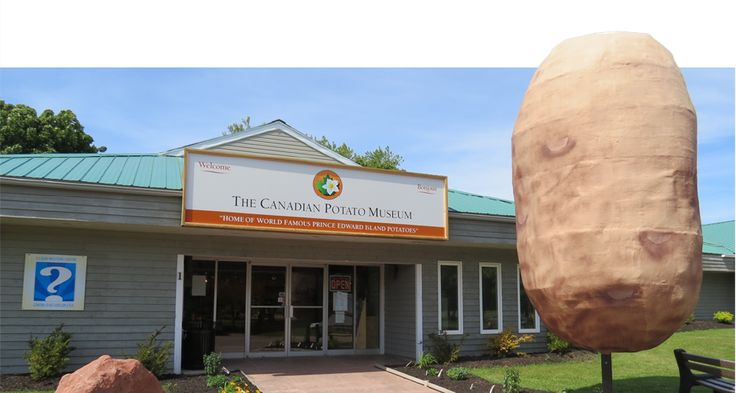 Welcome to The Canadian Potato Museum - The Canadian Potato Museum