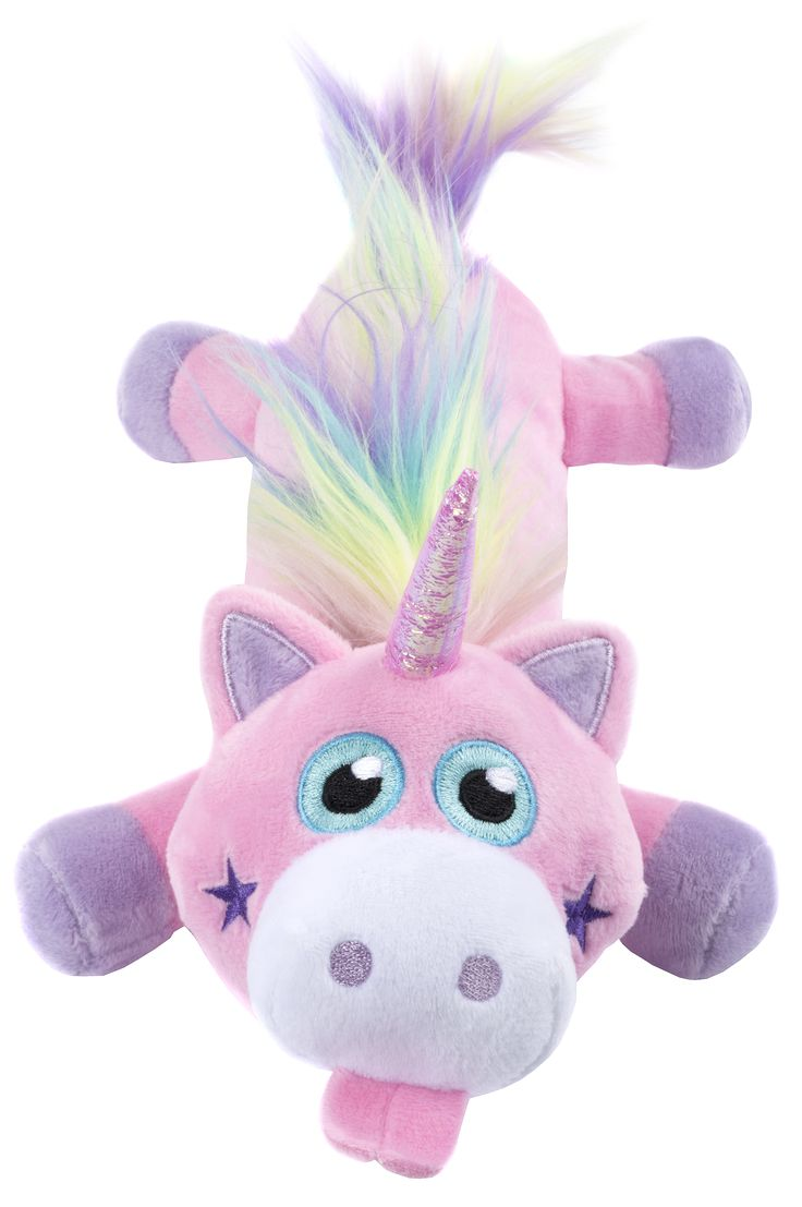 Unicorn pencil case for girls. Cute plush, 3D detailed unicorn pencil case for girly girls. Adorable, silky soft exterior and roomy interior make this cutie the perfect present for any occasion.