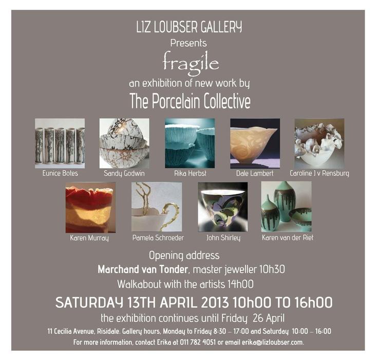 Fragile - April - 2013
