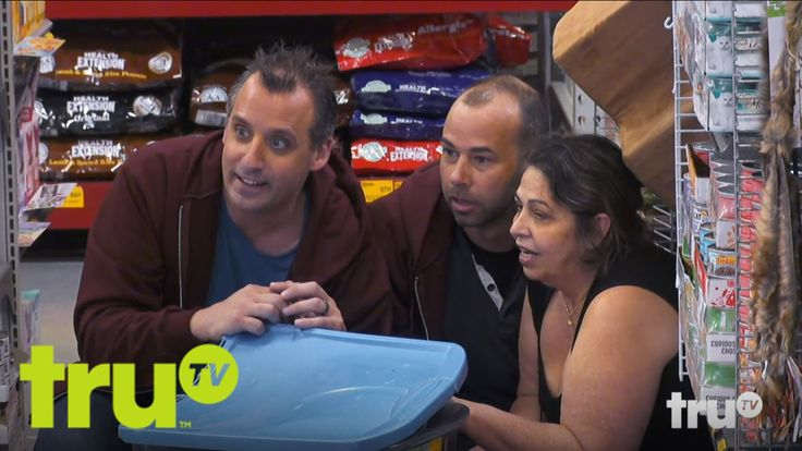 Check out the hilarious pranks the cast of Impractical Jokers pulled on some pet store customers! Health Extension products make a nice cameo as well... https://www.youtube.com/watch?v=wSEDo51oyq0