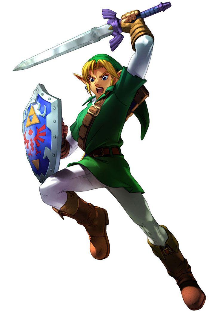 Soul Calibur II | The Legend of Zelda, Link Jump Attack ...