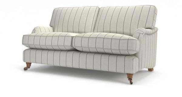 Gower Stripe Large Sofa Gower Stripe | DFS