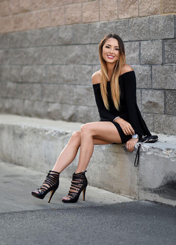 Jessica, fashion blogger from California