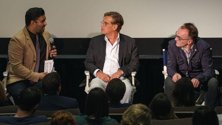 Steve Jobs as a myth: an interview with Aaron Sorkin and Danny Boyle