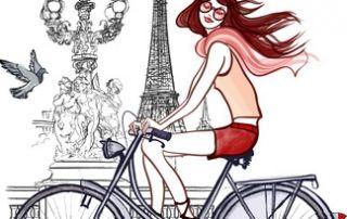 Art de vivre Doux Good -   Doux Good prône le vélo partagé sur son blog. Article à découvrir sur son blog  http://blog.doux-good.com/lart-de-vivre-doux-good-le-velo-partage/ #artdevivre #DouxGood