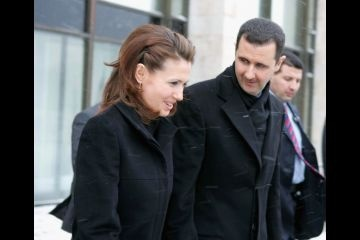 Bashar al-Assad and his wife hired Western PR firms to bolster their image, NYT reports  アサド夫妻に騙され続けた欧米メディア  http://www.newsweekjapan.jp/stories/world/2012/06/post-2579.php