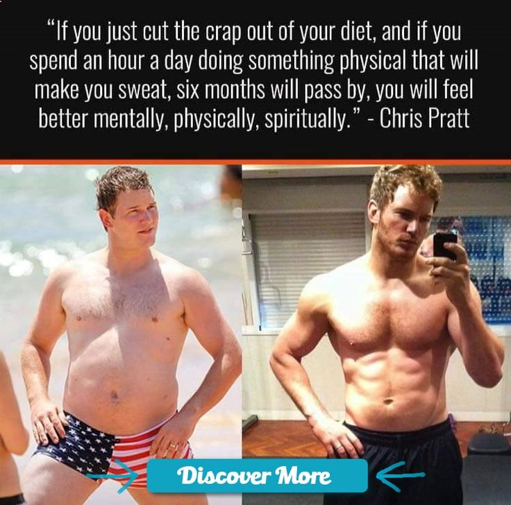 In all fairness, Chris Pratt was ripped before he was fat, and he had a personal trainer. So while this is true, results are not typical. #fitnessbeforeandafterpictures, #weightlossbeforeandafterpictures, #beforeandafterweightlosspictures, #fitnessbeforeandafterpics, #weightlossbeforeandafterpics, #beforeandafterweightlosspics, #fitnessbeforeandafter, #weightlossbeforeandafter, #beforeandafterweightloss