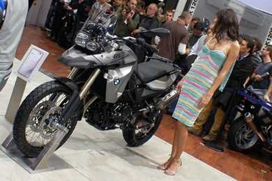 Milan Show: BMW motorcycle launch round-up