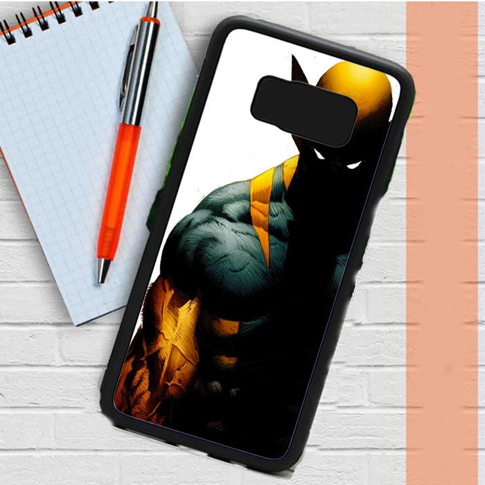 Wolverine Comic Version Samsung Galaxy S8 Plus Case Casefreed