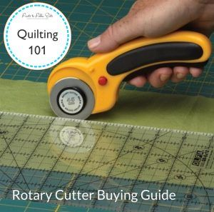 Everything you need to know before you buy a #rotarycutter for #sewing and #quilting