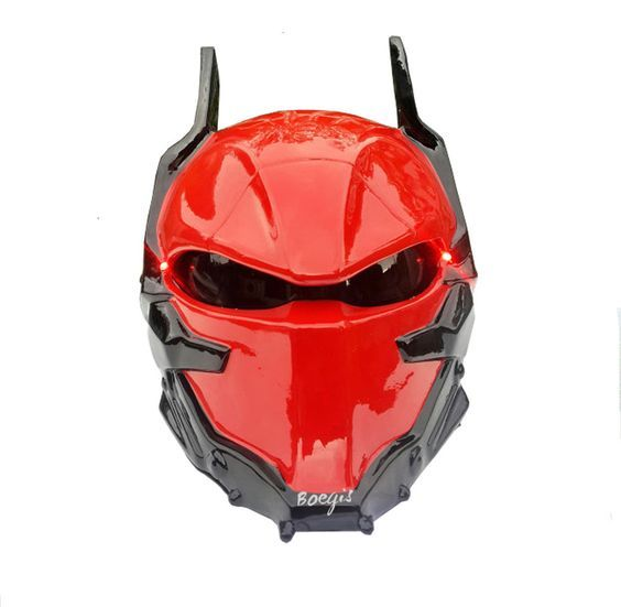 ARKHAM HELMET MOTORCYCLE STREET FIGHTER STYLE DOT & ECE APPROVED #NHK #Arkham