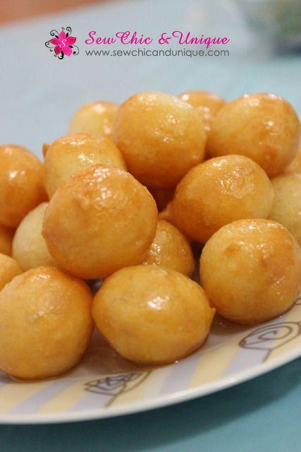 Luqaimat ~ My Favorite Ramadhan Dish
