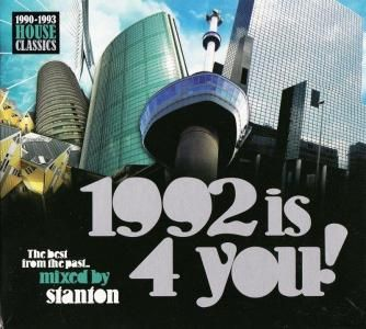 VA - 1992 Is For You (2008) download: http://gabber.od.ua/music/3852