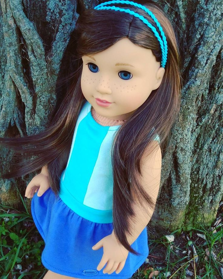 See This Instagram Photo By Ooakdollsbydesign Likes - Doll hairstyles for grace
