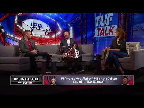 MMA Justin Gaethje talks about life since joining the UFC and his upcoming fight with Eddie Alvarez.