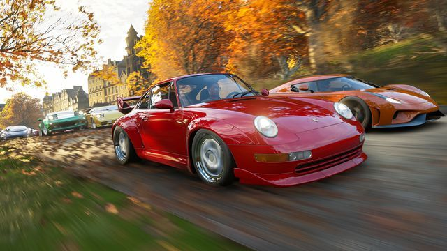 forza horizon 4s car list apparently leaks after early download rh pinterest com
