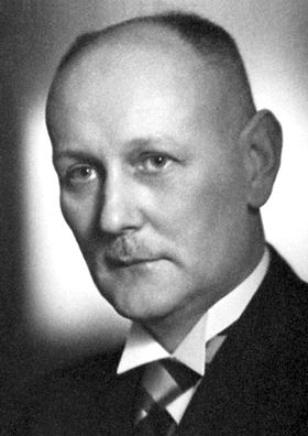 """Gerhard Domagk, The Nobel Prize in Physiology or Medicine 1939: """"for the discovery of the antibacterial effects of prontosil"""", bacteriology"""