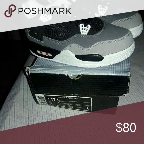 1.5 Jordan Retro s black and white Jordan Shoes Sneakers