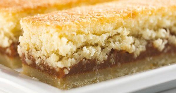 Cuadraditos de Coco y Dulce de Leche sin Gluten « Celiaco.com